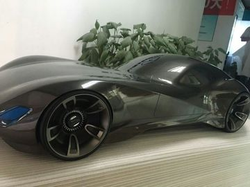 Chiny High Precision Jaguar Automotive Prototyping With Nice - Looking Metallic Paint dystrybutor
