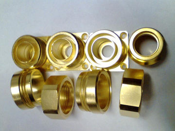 High Precision Brass CNC Machining Rapid Prototyping Model OEM